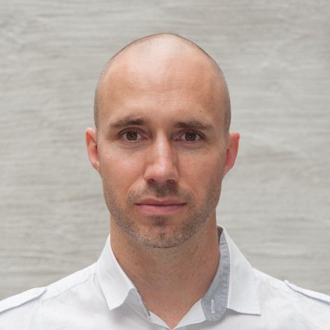 Daniel Milesson, Director R&D at Crunchfish