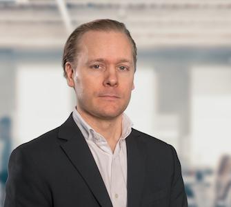 Henrik Winberg, Försäljningschef